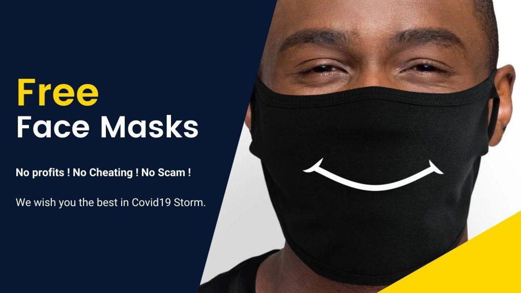 Free Mask Banner 2 - Horimiya Merch Store