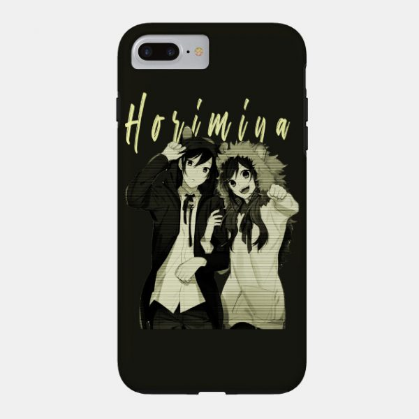 Horimiya - Hori And Miyamura