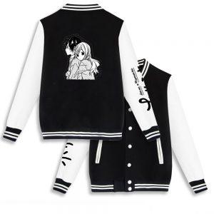 Anime Horimiya Miyamura jacket Men women Baseball Uniform Clothing Harajuku Spring Autumnt Cotton Casual Baseball Jacket - Horimiya Merch Store