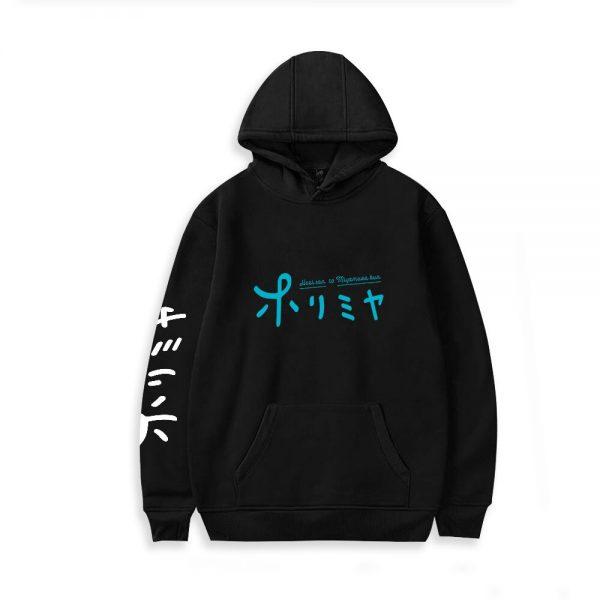 WAMNI 2021 horimiya Hoodie Sweatshirts Men Women Print Pullover Unisex Harajuku Tracksui - Horimiya Merch Store