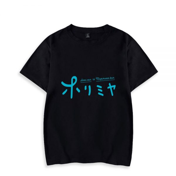WAMNI horimiya T Shirt Men Short Sleeve Women Funny T Shirt Unisex Harajuku Tops - Horimiya Merch Store