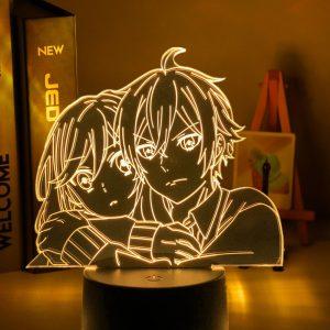 3d Led Light Anime Hori San To Miyamura Kun for Bedroom Decor Night Light Kids Brithday - Horimiya Merch Store