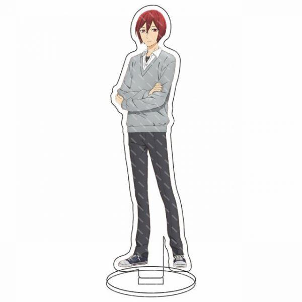 Anime Horimiya Hori san to Miyamura kun Hori Kyouko Miyamura Izumi Acrylic Pendant Keychains Figure Stand 1.jpg 640x640 1 - Horimiya Merch Store