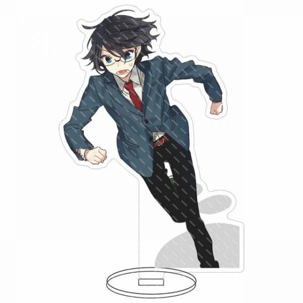 Anime Horimiya Hori san to Miyamura kun Hori Kyouko Miyamura Izumi Acrylic Pendant Keychains Figure Stand 10.jpg 640x640 10 - Horimiya Merch Store