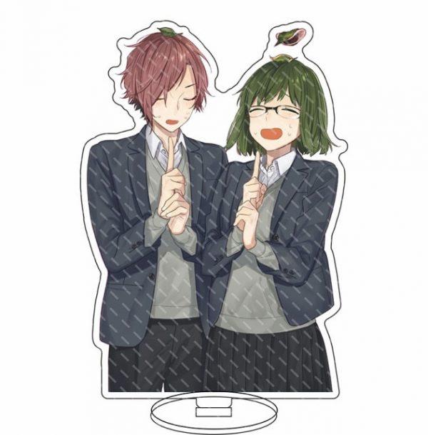 Anime Horimiya Hori san to Miyamura kun Hori Kyouko Miyamura Izumi Acrylic Pendant Keychains Figure Stand 11.jpg 640x640 11 - Horimiya Merch Store