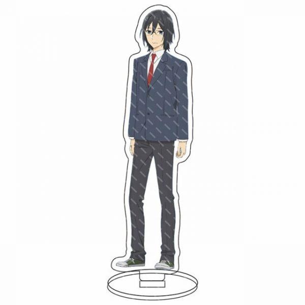 Anime Horimiya Hori san to Miyamura kun Hori Kyouko Miyamura Izumi Acrylic Pendant Keychains Figure Stand 2.jpg 640x640 2 - Horimiya Merch Store