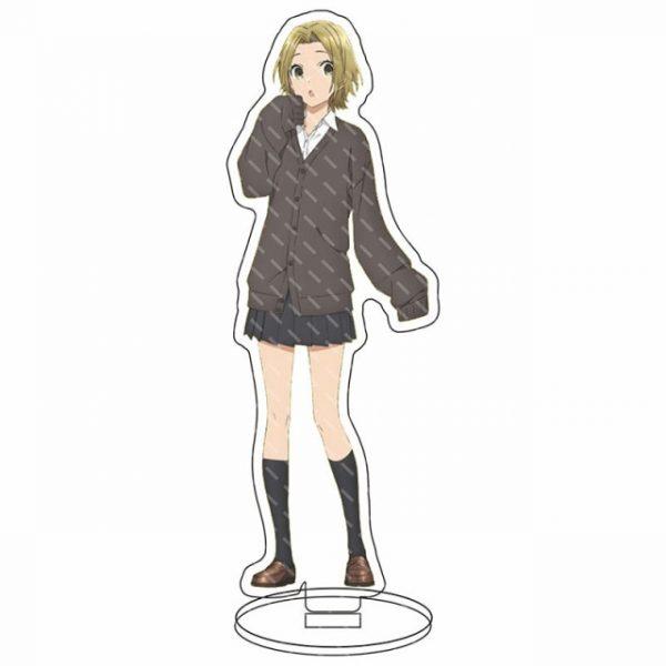 Anime Horimiya Hori san to Miyamura kun Hori Kyouko Miyamura Izumi Acrylic Pendant Keychains Figure Stand 3.jpg 640x640 3 - Horimiya Merch Store