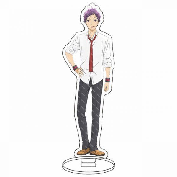 Anime Horimiya Hori san to Miyamura kun Hori Kyouko Miyamura Izumi Acrylic Pendant Keychains Figure Stand 4.jpg 640x640 4 - Horimiya Merch Store