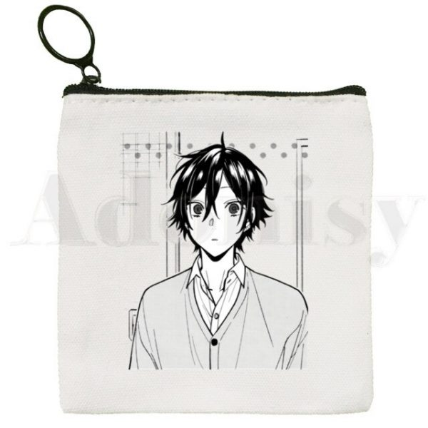 Horimiya Hori San To Miyamura Kun Anime Cartoon Bag Coin Purse Storage Small Bag Card Bag 4.jpg 640x640 4 - Horimiya Merch Store