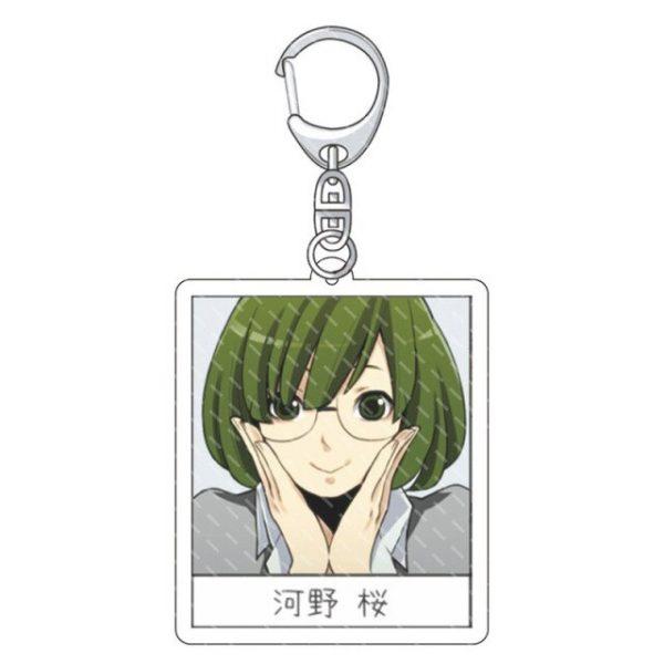 Hot Anime Keychains Accessories Horimiya Hori san to Miyamura kun Hori Kyouko Miyamura Izumi Acrylic Pendant 7.jpg 640x640 7 - Horimiya Merch Store