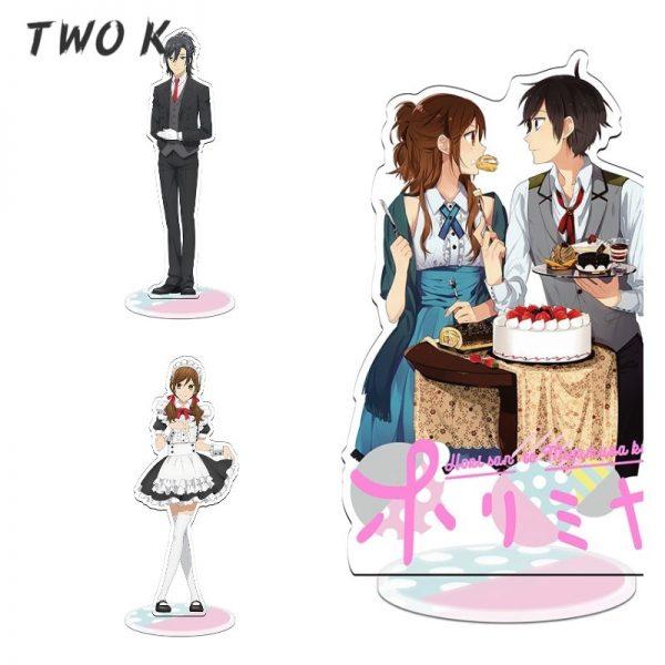 Anime Horimiya 21cm Acrylic Stand Sign Horimiya Hori san to Miyamura kun Stand Figure Model Display - Horimiya Merch Store