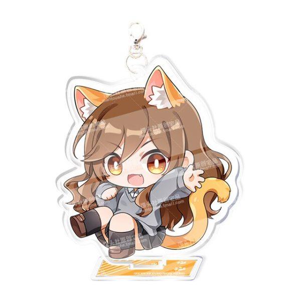 Cute Anime Horimiya Hori san to Miyamura kun Hori Kyouko Miyamura Izumi Acrylic Pendant Keychain Stand 1.jpg 640x640 1 - Horimiya Merch Store