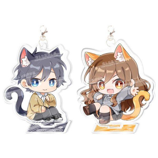 Cute Anime Horimiya Hori san to Miyamura kun Hori Kyouko Miyamura Izumi Acrylic Pendant Keychain Stand 2.jpg 640x640 2 - Horimiya Merch Store